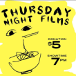 Movie Night: Thursdays, Aug 3, 10, 24, 31, 7pm Food in Film